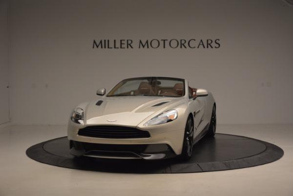 Used 2015 Aston Martin Vanquish Volante for sale Sold at Aston Martin of Greenwich in Greenwich CT 06830 1