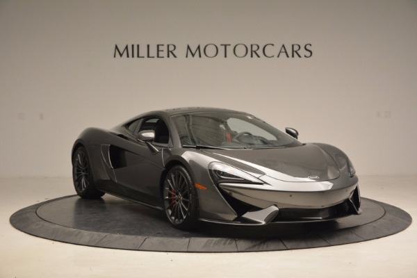 New 2017 McLaren 570GT for sale Sold at Aston Martin of Greenwich in Greenwich CT 06830 11