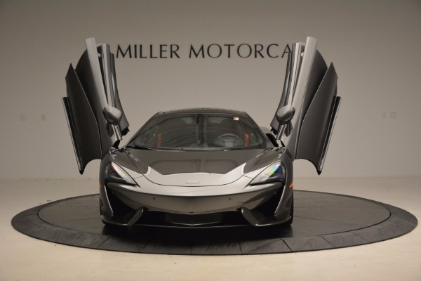 New 2017 McLaren 570GT for sale Sold at Aston Martin of Greenwich in Greenwich CT 06830 13