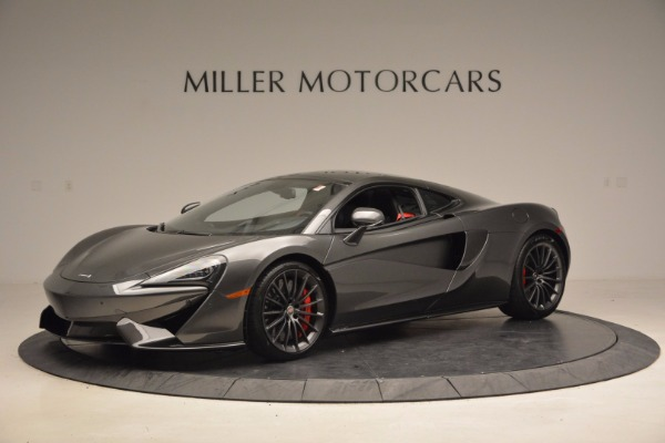 New 2017 McLaren 570GT for sale Sold at Aston Martin of Greenwich in Greenwich CT 06830 2