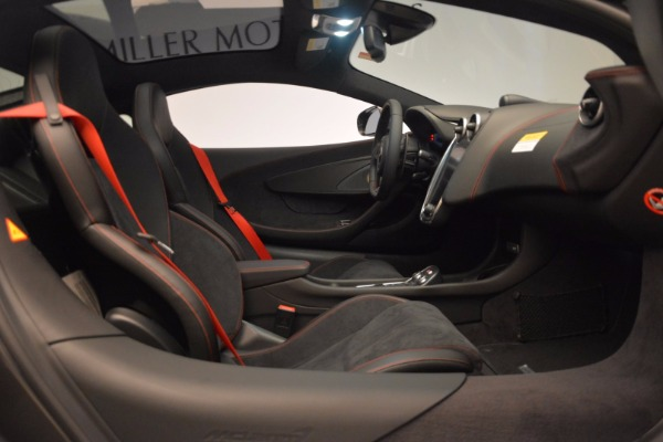 New 2017 McLaren 570GT for sale Sold at Aston Martin of Greenwich in Greenwich CT 06830 22