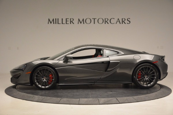 New 2017 McLaren 570GT for sale Sold at Aston Martin of Greenwich in Greenwich CT 06830 3