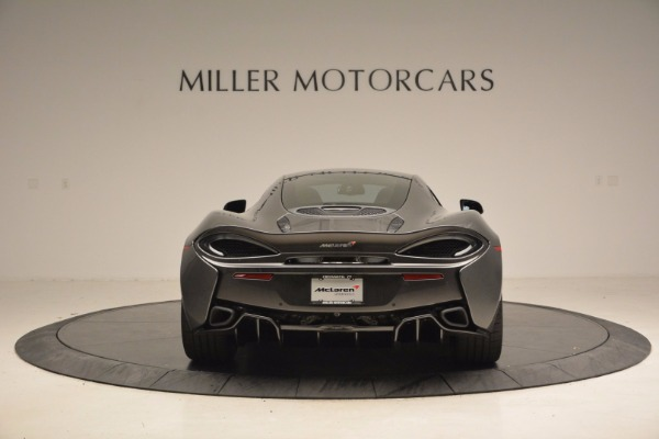 New 2017 McLaren 570GT for sale Sold at Aston Martin of Greenwich in Greenwich CT 06830 6