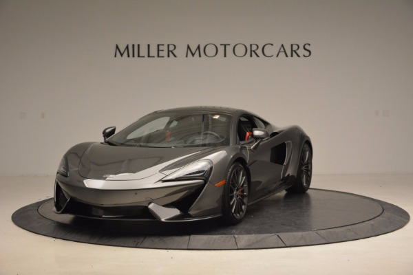 New 2017 McLaren 570GT for sale Sold at Aston Martin of Greenwich in Greenwich CT 06830 1