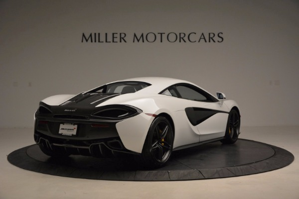 New 2017 McLaren 570S for sale Sold at Aston Martin of Greenwich in Greenwich CT 06830 7