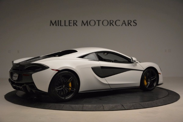 New 2017 McLaren 570S for sale Sold at Aston Martin of Greenwich in Greenwich CT 06830 8
