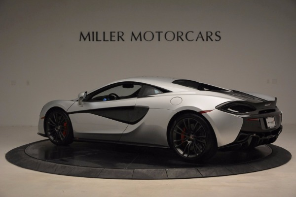 Used 2017 McLaren 570S for sale Sold at Aston Martin of Greenwich in Greenwich CT 06830 4