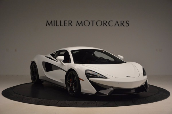 Used 2017 McLaren 570S for sale Sold at Aston Martin of Greenwich in Greenwich CT 06830 11
