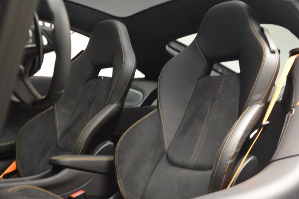 Used 2017 McLaren 570GT for sale Sold at Aston Martin of Greenwich in Greenwich CT 06830 17