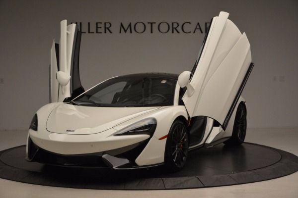 Used 2017 McLaren 570GT for sale Sold at Aston Martin of Greenwich in Greenwich CT 06830 23