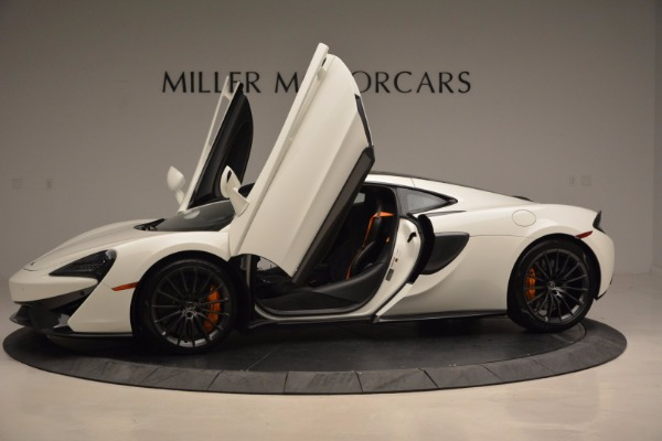 Used 2017 McLaren 570GT for sale Sold at Aston Martin of Greenwich in Greenwich CT 06830 24