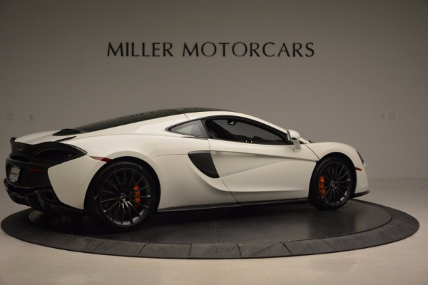 Used 2017 McLaren 570GT for sale Sold at Aston Martin of Greenwich in Greenwich CT 06830 8