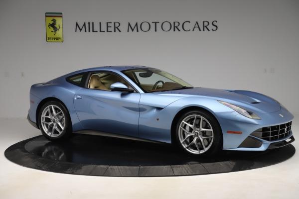 Used 2015 Ferrari F12 Berlinetta for sale $239,900 at Aston Martin of Greenwich in Greenwich CT 06830 10