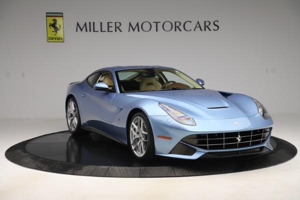 Used 2015 Ferrari F12 Berlinetta for sale Sold at Aston Martin of Greenwich in Greenwich CT 06830 11