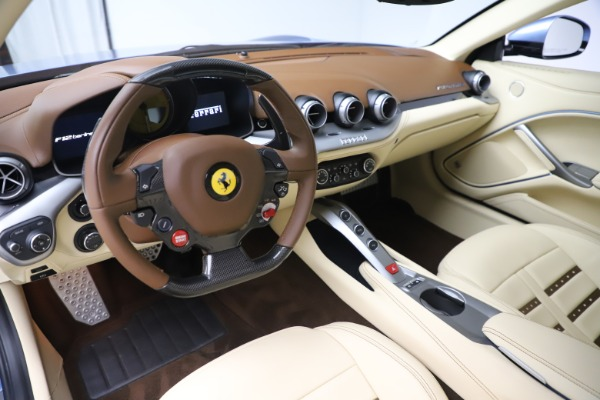 Used 2015 Ferrari F12 Berlinetta for sale Sold at Aston Martin of Greenwich in Greenwich CT 06830 13