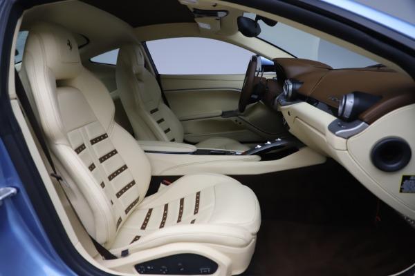 Used 2015 Ferrari F12 Berlinetta for sale $239,900 at Aston Martin of Greenwich in Greenwich CT 06830 17