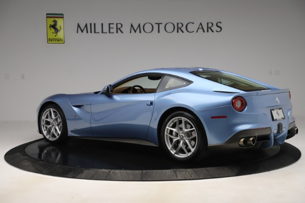 Used 2015 Ferrari F12 Berlinetta for sale Sold at Aston Martin of Greenwich in Greenwich CT 06830 4