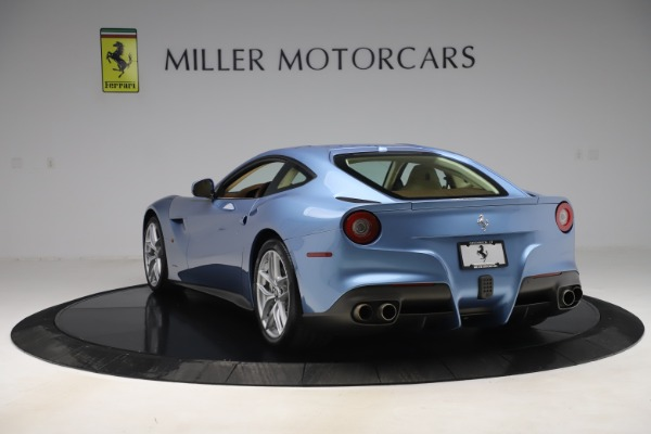 Used 2015 Ferrari F12 Berlinetta for sale Sold at Aston Martin of Greenwich in Greenwich CT 06830 5