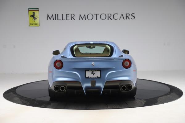 Used 2015 Ferrari F12 Berlinetta for sale Sold at Aston Martin of Greenwich in Greenwich CT 06830 6