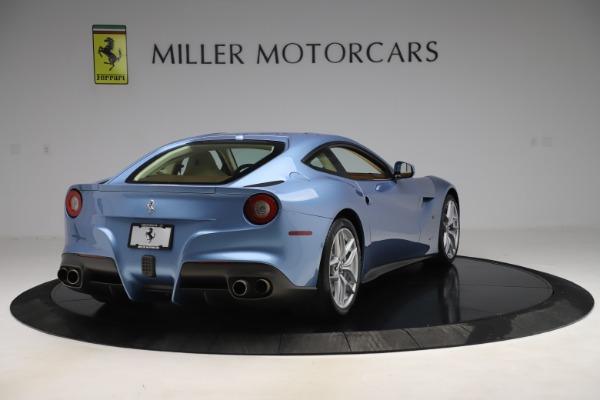 Used 2015 Ferrari F12 Berlinetta for sale Sold at Aston Martin of Greenwich in Greenwich CT 06830 7