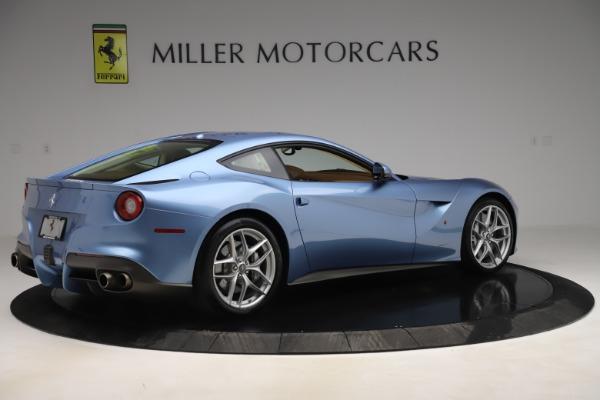 Used 2015 Ferrari F12 Berlinetta for sale Sold at Aston Martin of Greenwich in Greenwich CT 06830 8
