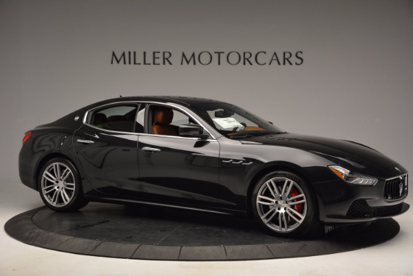 Used 2014 Maserati Ghibli S Q4 for sale Sold at Aston Martin of Greenwich in Greenwich CT 06830 10