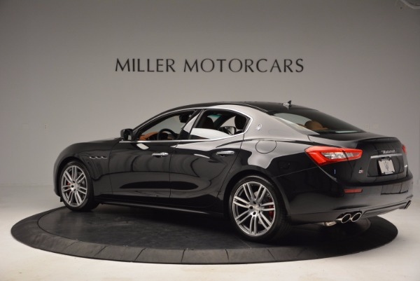 Used 2014 Maserati Ghibli S Q4 for sale Sold at Aston Martin of Greenwich in Greenwich CT 06830 4