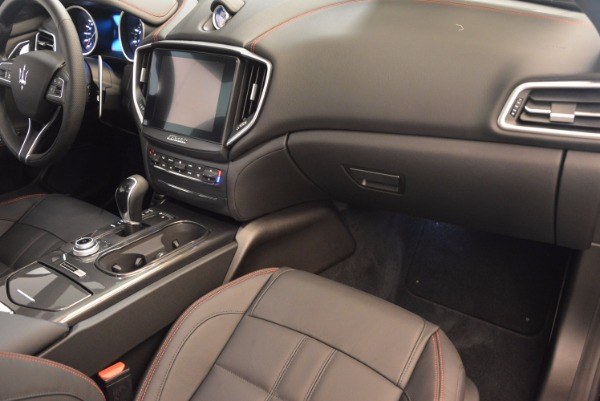 New 2017 Maserati Ghibli S Q4 for sale Sold at Aston Martin of Greenwich in Greenwich CT 06830 19