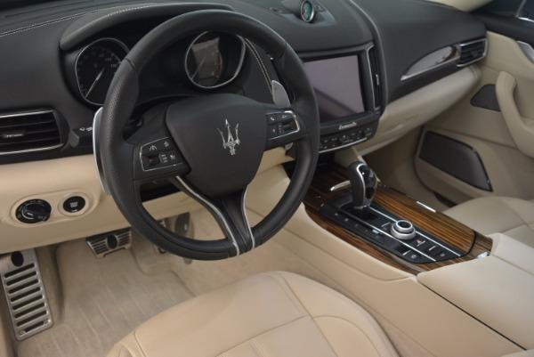 Used 2017 Maserati Levante S for sale Sold at Aston Martin of Greenwich in Greenwich CT 06830 13