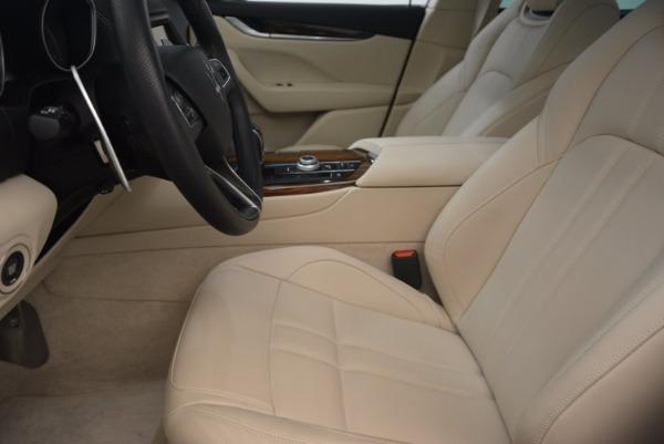 Used 2017 Maserati Levante S for sale Sold at Aston Martin of Greenwich in Greenwich CT 06830 14