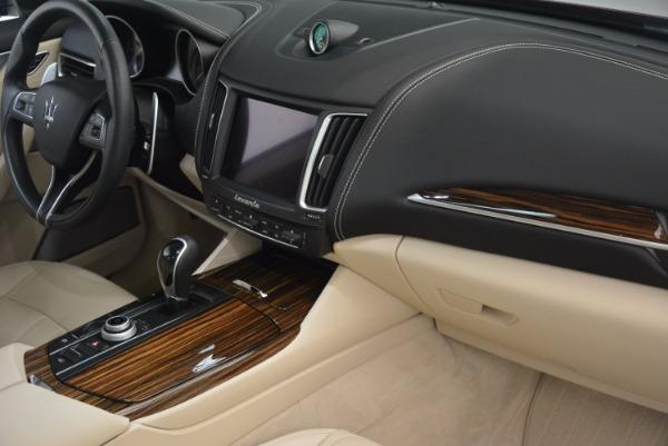 Used 2017 Maserati Levante S for sale Sold at Aston Martin of Greenwich in Greenwich CT 06830 19