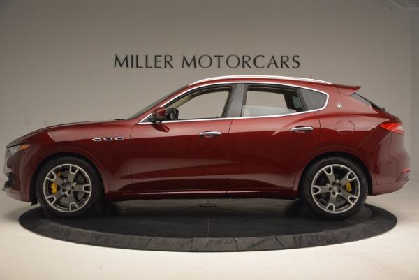 Used 2017 Maserati Levante S for sale Sold at Aston Martin of Greenwich in Greenwich CT 06830 3