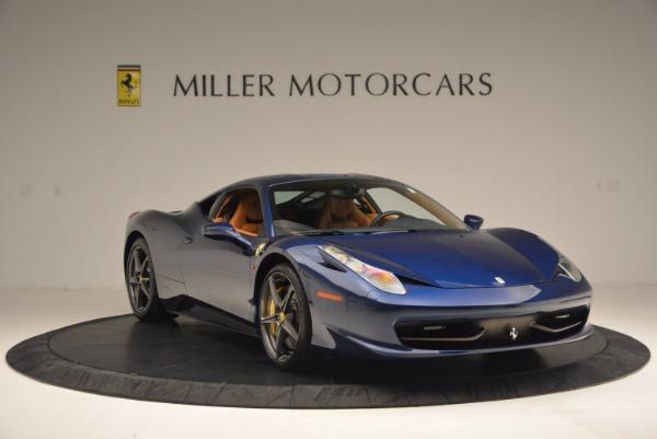Used 2013 Ferrari 458 Italia for sale Sold at Aston Martin of Greenwich in Greenwich CT 06830 11