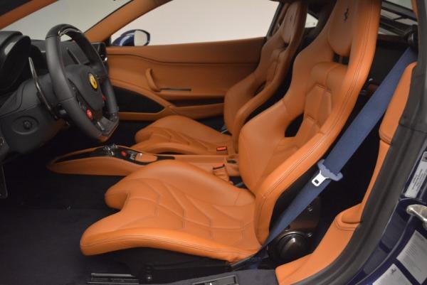 Used 2013 Ferrari 458 Italia for sale Sold at Aston Martin of Greenwich in Greenwich CT 06830 14