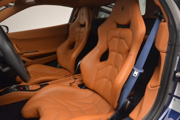 Used 2013 Ferrari 458 Italia for sale Sold at Aston Martin of Greenwich in Greenwich CT 06830 15