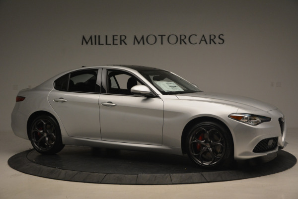 New 2017 Alfa Romeo Giulia Ti Q4 for sale Sold at Aston Martin of Greenwich in Greenwich CT 06830 10