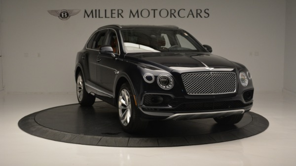 Used 2018 Bentley Bentayga W12 Signature for sale Sold at Aston Martin of Greenwich in Greenwich CT 06830 11