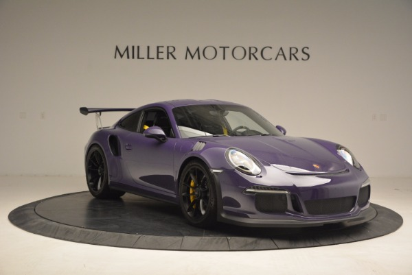 Used 2016 Porsche 911 GT3 RS for sale Sold at Aston Martin of Greenwich in Greenwich CT 06830 11
