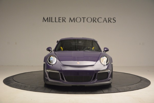 Used 2016 Porsche 911 GT3 RS for sale Sold at Aston Martin of Greenwich in Greenwich CT 06830 12