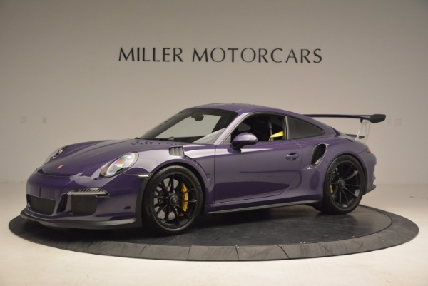 Used 2016 Porsche 911 GT3 RS for sale Sold at Aston Martin of Greenwich in Greenwich CT 06830 2