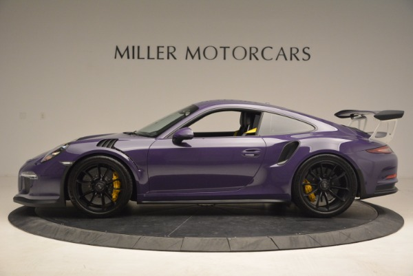 Used 2016 Porsche 911 GT3 RS for sale Sold at Aston Martin of Greenwich in Greenwich CT 06830 3