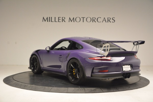 Used 2016 Porsche 911 GT3 RS for sale Sold at Aston Martin of Greenwich in Greenwich CT 06830 5