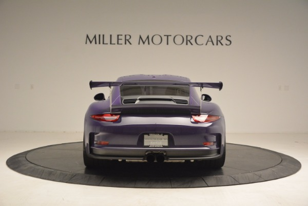 Used 2016 Porsche 911 GT3 RS for sale Sold at Aston Martin of Greenwich in Greenwich CT 06830 6