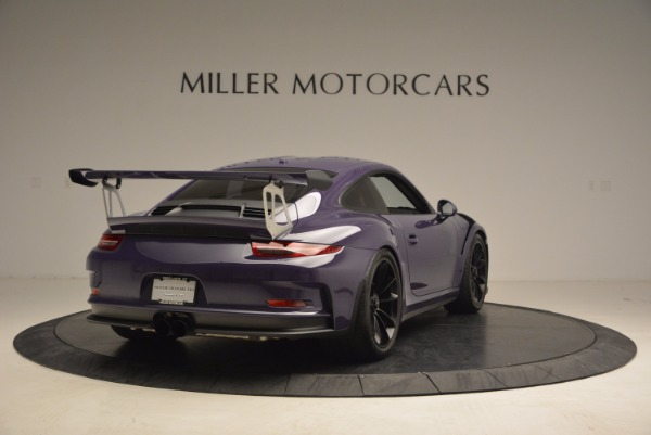 Used 2016 Porsche 911 GT3 RS for sale Sold at Aston Martin of Greenwich in Greenwich CT 06830 7