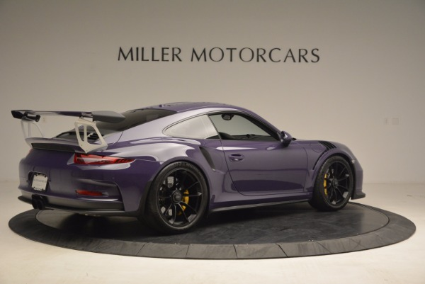 Used 2016 Porsche 911 GT3 RS for sale Sold at Aston Martin of Greenwich in Greenwich CT 06830 8