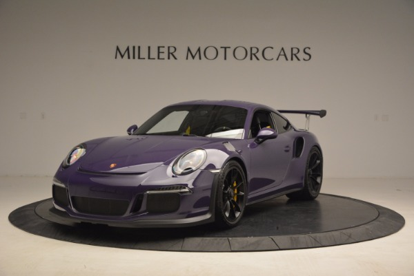Used 2016 Porsche 911 GT3 RS for sale Sold at Aston Martin of Greenwich in Greenwich CT 06830 1