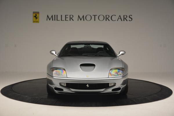 Used 1997 Ferrari 550 Maranello for sale Sold at Aston Martin of Greenwich in Greenwich CT 06830 12