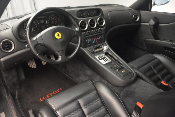 Used 1997 Ferrari 550 Maranello for sale Sold at Aston Martin of Greenwich in Greenwich CT 06830 13