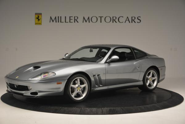 Used 1997 Ferrari 550 Maranello for sale Sold at Aston Martin of Greenwich in Greenwich CT 06830 2