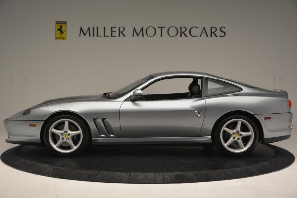 Used 1997 Ferrari 550 Maranello for sale Sold at Aston Martin of Greenwich in Greenwich CT 06830 3
